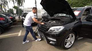 Выбор из 2 - Mercedes Benz ML 350 /// Авто из Германии