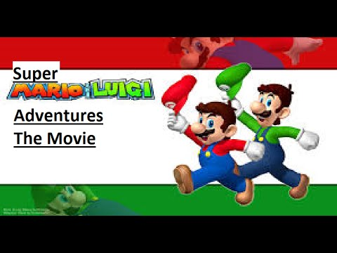 Mario movie trailer
