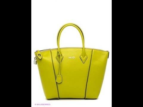 Женские Кожаные СУМКИ недорого - модели 2019 / Women's leather bags cheap