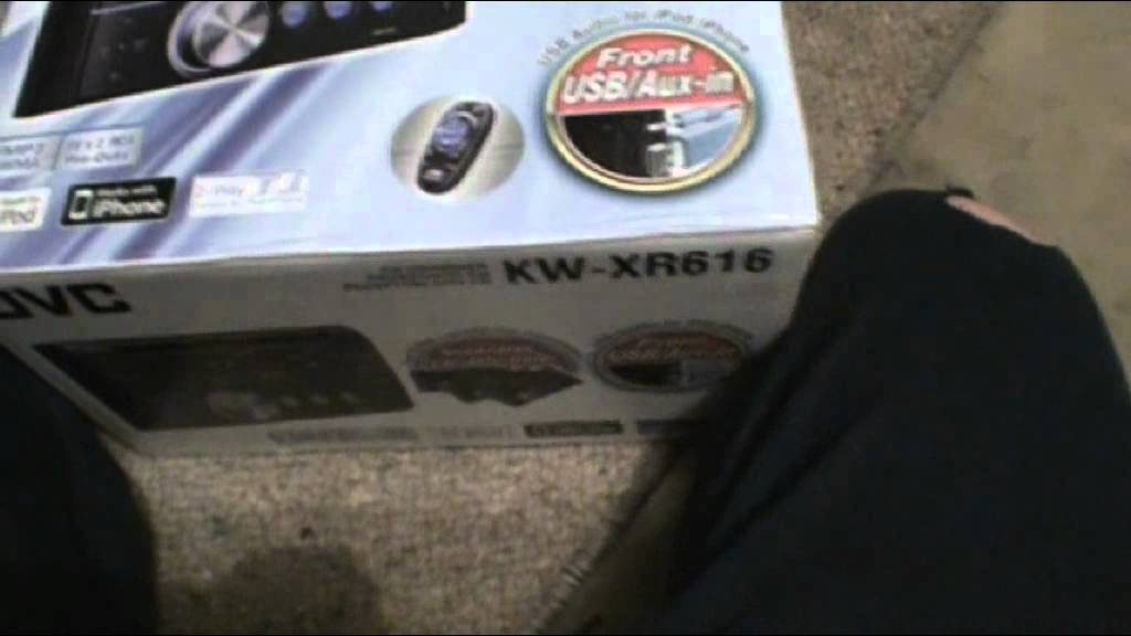 kenwood double din wiring diagram ethernet wall jack how to install head unit in vt vx commodore pt1 of 2 youtube