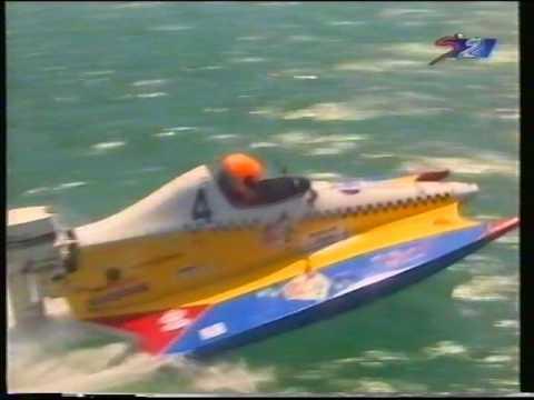 SA F1 Powerboat Racing: Mossel Bay