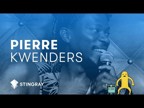 Pierre Kwenders jase feu, prix, tempêtes et famille!