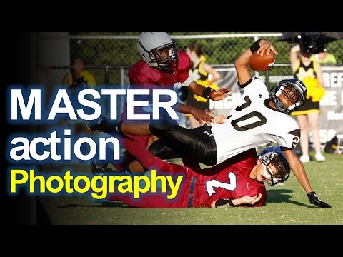 Sports Photography Video Tutorials That Cover 5 Different Sports