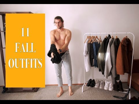 11 Stylish Men's Fall Outfits | Zara | HM | ASOS