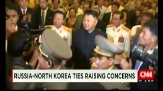 Россия и Северная Корея создают «зловещий союз» против Америки