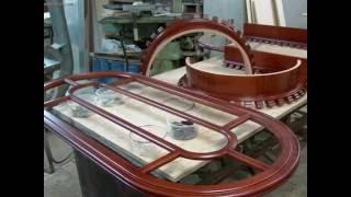 Потолочный арочный деревянный светильник.(Слайд шоу как сделать-Потолочный арочный деревянный светильник. Подробнее на :http://goo.gl/axLjst., 2016-07-04T05:02:41.000Z)