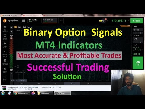 Binary option successful trading with mt4 indicators Urdu/Hindi