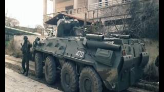 ВС РФ В СИРИИ I Troops russian in Siria