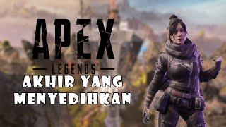 AKHIR YANG MENYEDIHKAN - (GAMEPLAY) APEX LEGENDS INDONESIA
