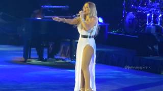 "Mariah Carey ""MY ALL"" Monterrey Mexico (November 9th, 2016)"