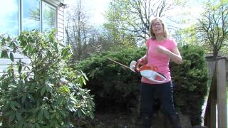 Stihl Cordless Hedge Trimmer