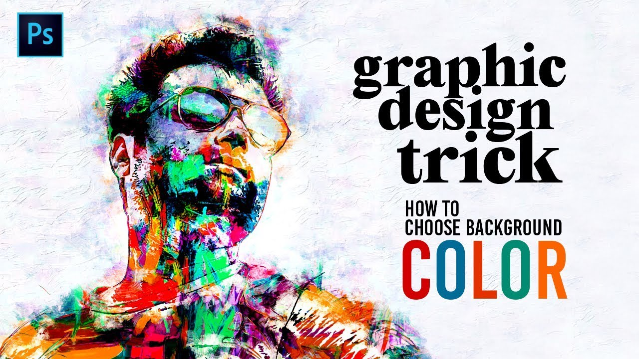 Download Graphic Design Trick - How to choose background Color ...