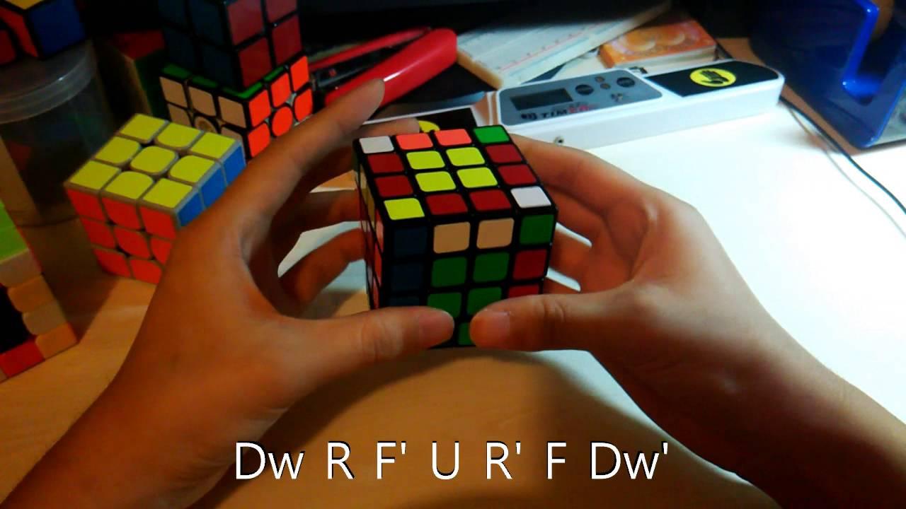 4x4新手教學|扭計骰|四階 - YouTube