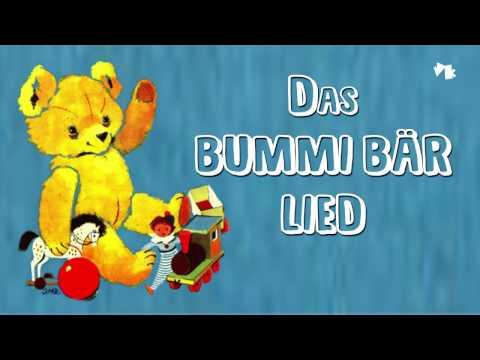 DDR Bummi Bär Lied, Bummi Bummi, Kindermusik, Kleinkind