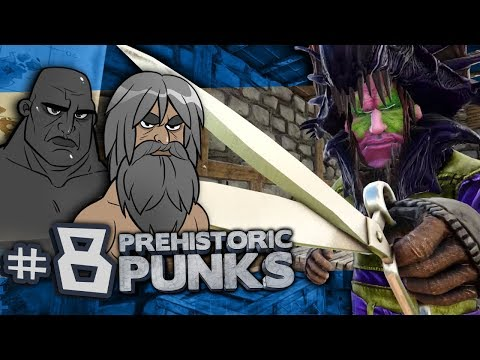 ARK Prehistoric Punks #8 - Lay of the Land