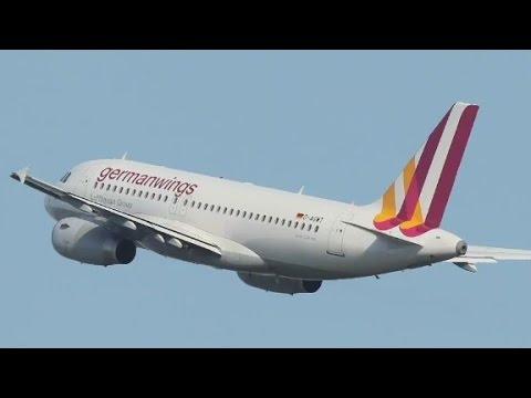 Report: Video shows Germanwings plane before crash