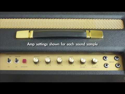 Germino Club 40 Fat Sound Guitars Amp Demo produced by Greg V