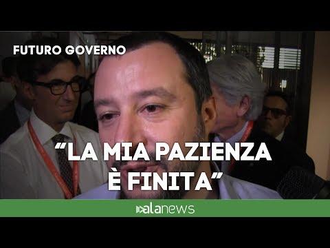 "Salvini: ""Asse Centrodestra-M5s chiuso. Pd? Se vuole Berlusconi, ma senza Lega"""