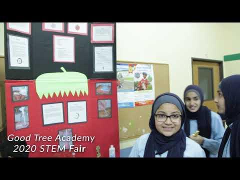 STEM Fair 2020 at Good Tree Academy