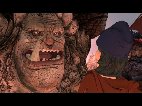 Kings Quest - Chapter 1 - Bridge Troll (5)