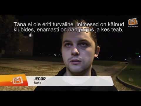 """Нарвский бар """"Таблетка"""" под прицелом журналистов"""