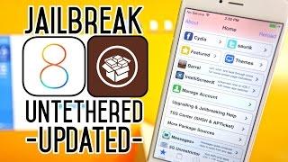 How To Jailbreak iOS 8.1 Untethered - Pangu iPhone 6 Plus, 6, 5S, 5C, 5, 4S, iPad & iPod Touch 5