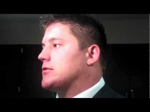 James Ferentz, ISU Post-Game 9-8-12