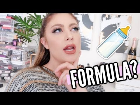 THE BEST BABY FORMULA! | VLOGMAS DAY 19 | LIFE OF MADDY