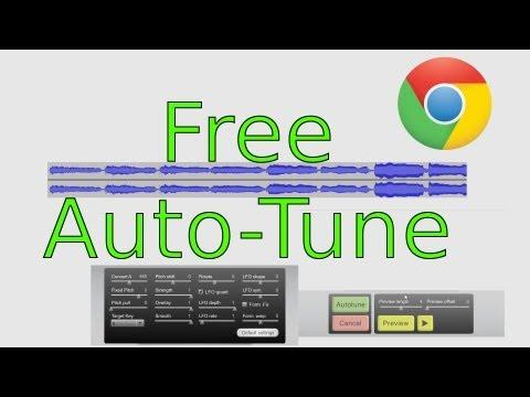 FREE Online Auto-Tune (No Installation Needed!)