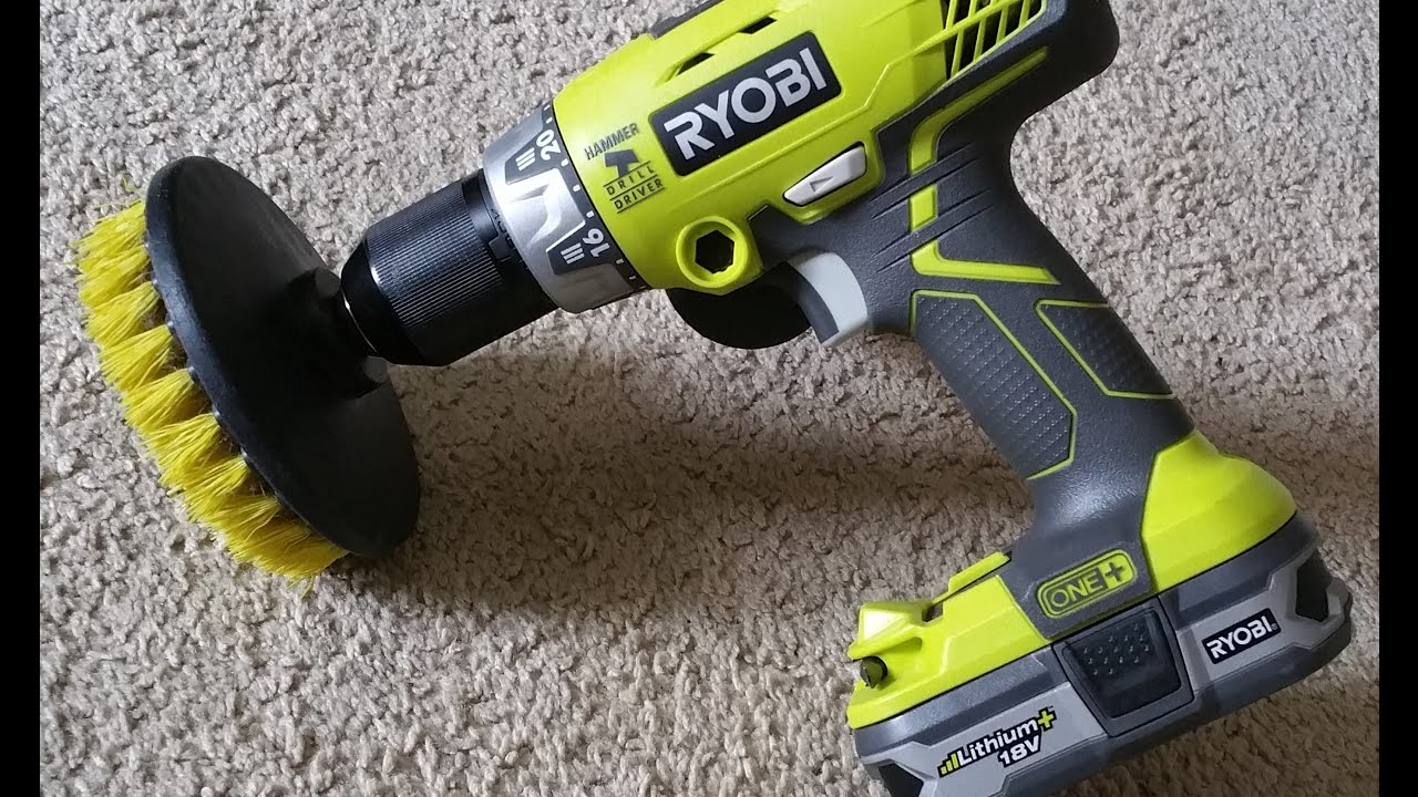 Chemical Guys Carpet Brush For Drill How To Clean Carpets