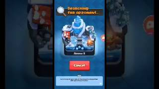 Watch me play Clash Royale