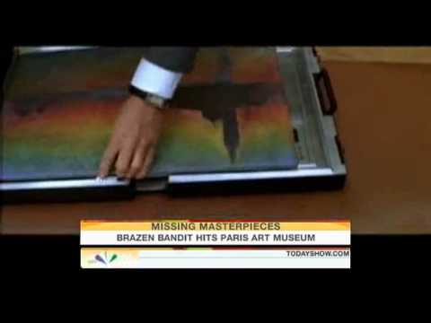 Robert Wittman- Founder of the FBI Art Crime Team-The Today Show