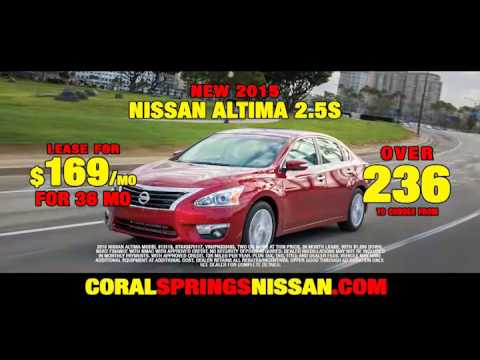 Coral Springs Nissan >> This Month S 2015 Nissan Altima At Coral Springs Nissan