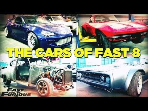Thumbnail: The Cars of Fast & Furious 8 [FAST8]