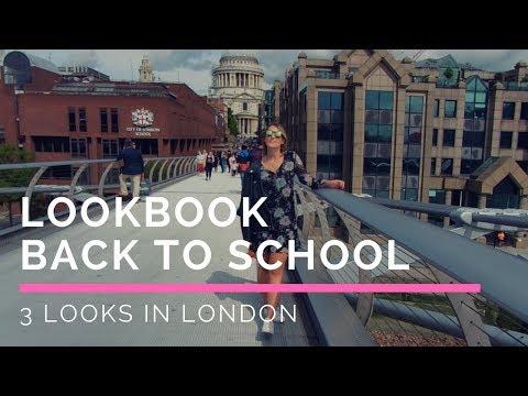 Back to School | Lookbook in London