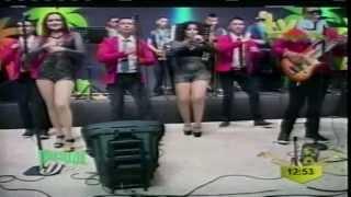 GRUPO TENTACIÓN DE EL SALVADOR EN VIVO!! MUSICAL 10- 2013