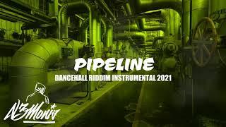 "'Dancehall Riddim Instrumental 2021 ~ ""Pipeline""   (Prod.N3monia)"
