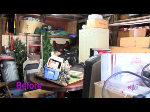Organization Motivation! - Episode 101 - Garage Gone Bad - Segment 4