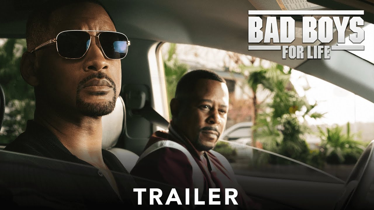 Bad Boys For Life - Official Trailer - At Cinemas January 17 2020