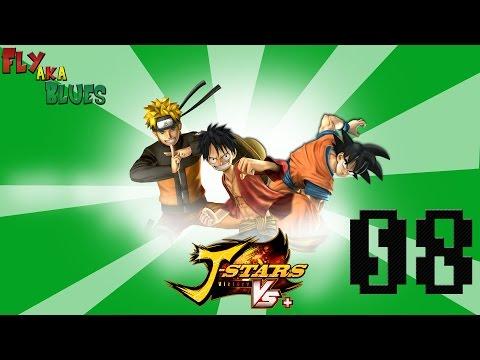 J-Stars Victory VS+: Temple of Athena - Ep. 8 - FlyAKABlues