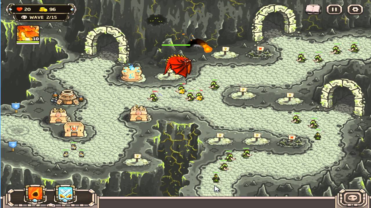 Kingdom rush frontiers review - Kingdom Rush Frontiers Ashbite Review