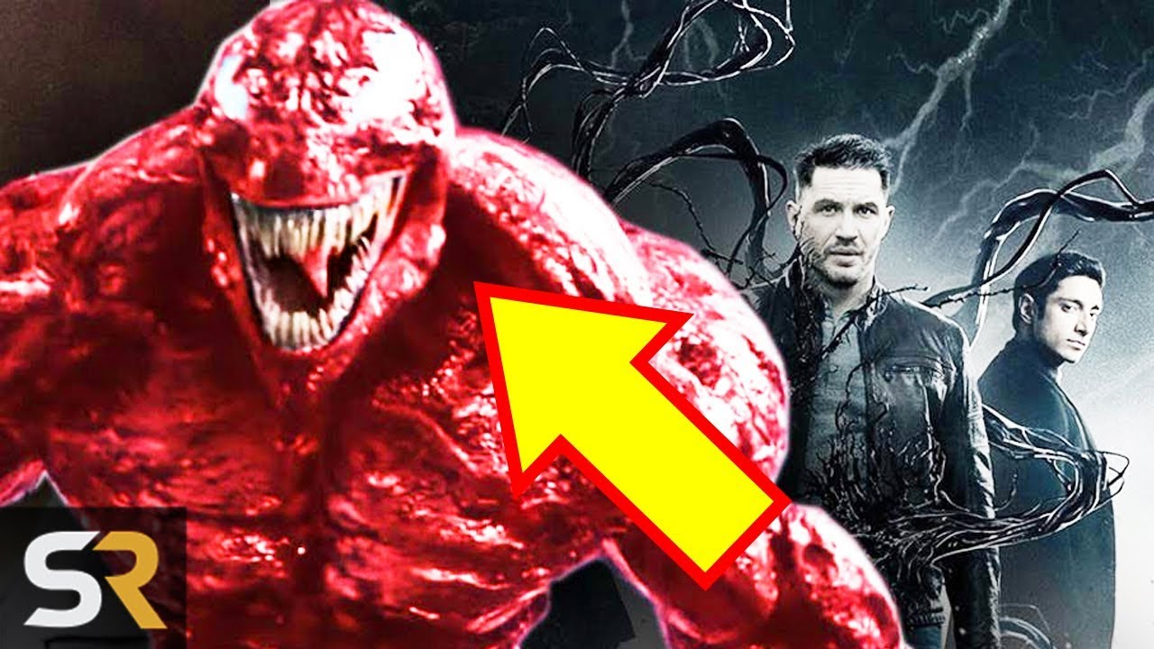 10 superpowers carnage has that venom doesn t youtube