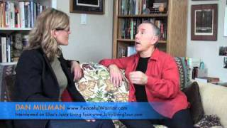 Peaceful Warrior Way - Dan Millman part 1