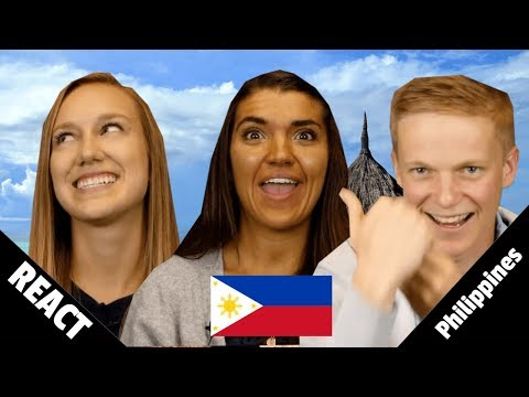 Americans REACT to Filipino Lifestyle  The Philippines Is Amazing