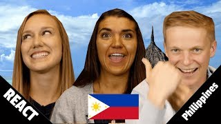 Baixar Americans REACT to Filipino Lifestyle | The Philippines Is Amazing