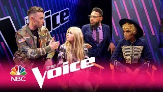 The Voice 2017   After the Elimination  Brennley, Hunter, TSoul and Vanessa (Digital Exclusive)