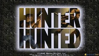 Hunter Hunted gameplay (PC Game, 1996)