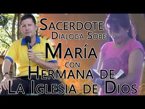 LA Virgen María y Dialogo con Hermana Esperada - Padre Luis Toro Paraguay (En Vivo)