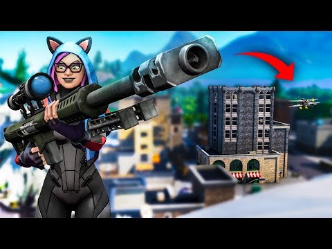 THIS IS WHY YOU DON'T STREAM SNIPE ME! (Fortnite Battle Royale)