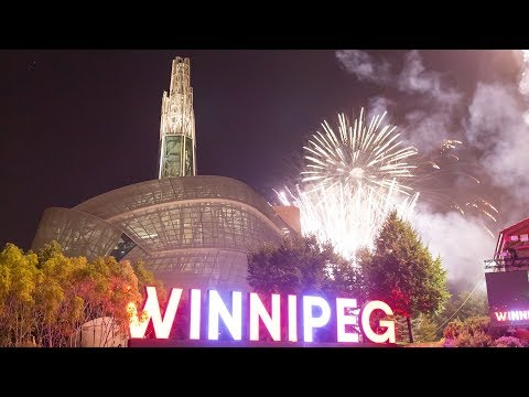 Visit Winnipeg, Manitoba Canada!